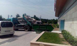 Строителни контейнери за отпадъци от Спасовитранс ЕООД