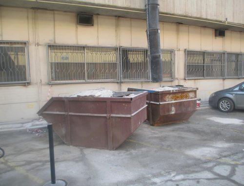 Поддържате ли строителната площадка чиста?