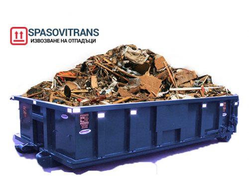 Предимствата при наемане на контейнери за строителни отпадъци