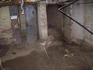 Почистете мазето в началото на годината