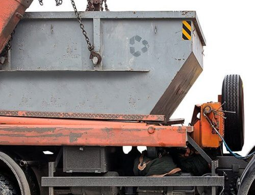 Контейнери за отпадъци в София