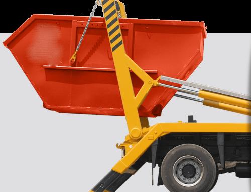 Извозване на отпадъци с контейнери-параметри на услугата