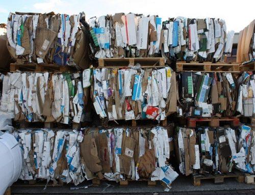 Рециклиране отпадъците от хартия
