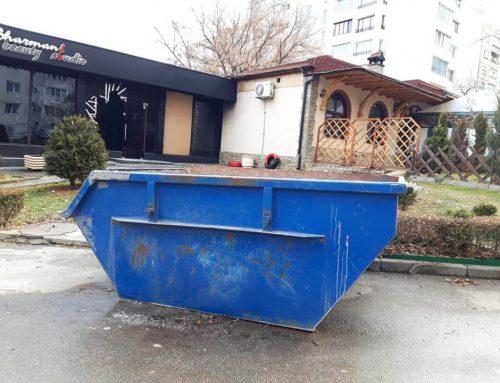 Неща, които трябва да направите преди да пристигне контейнерът ви за боклук