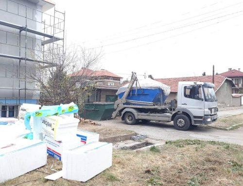 Почистване на помещения от строителни отпадъци