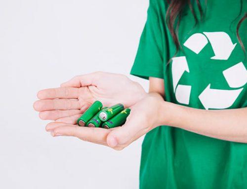 Справяне с отпадъчните литиеви батерии