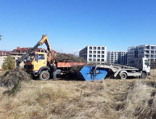 Доставка на контейнери за скрап в цяла София