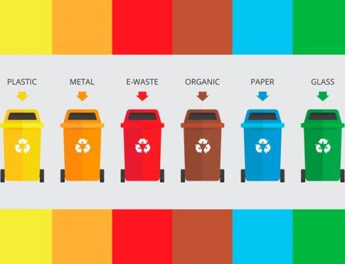 Видове отпадъци – правила за сортиране