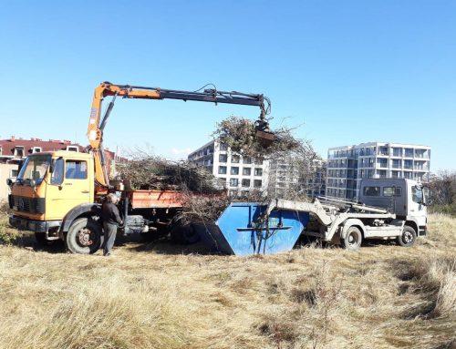Защо е важно да се премахване почвата от строителната площадка