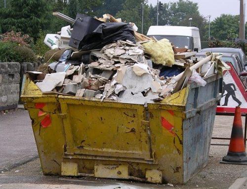 Защо не е разрешено да се препълва контейнера?