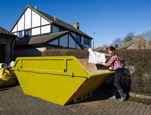 Премахване на промишлени, битови и строителни отпадъци с подвижни контейнери