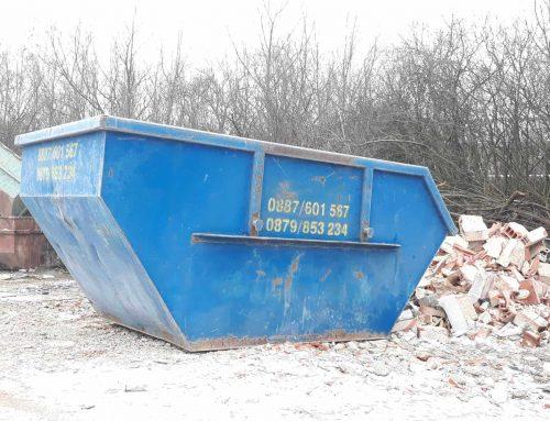 Защо се нуждаете от изчисление при извозването на строителни отпадъци?