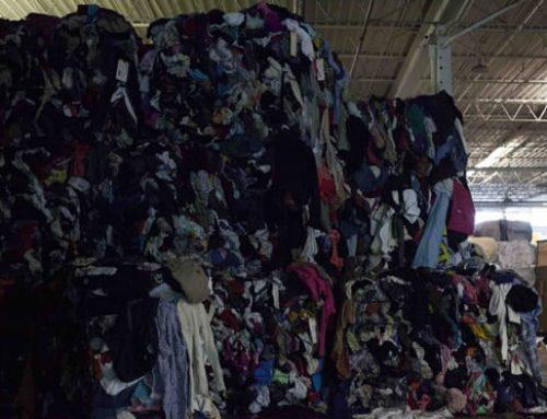 Събиране на промишлени парцали и тяхното изхвърляне. Премахване на строителни отпадъци