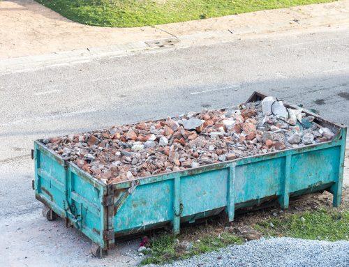 Ред при изхвърлянето на отпадъци